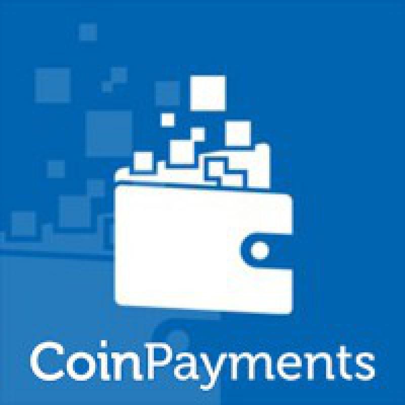 CoinPayments Fiat - USD